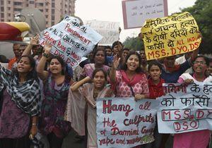 Inde : les victimes de viols brisent le tabou