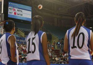 Interdites de voile, les basketteuses du Qatar déclarent forfait