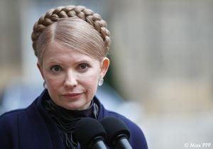Ioulia Timochenko: Poutine prêt à la faire soigner en Russie