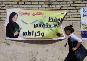Irak : un projet de loi pourrait autoriser le mariage dès 9 ans