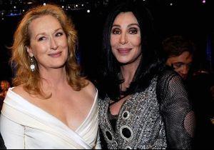 « J'ai été sauvée par Meryl Streep et Cher » : comment les deux stars ont vu leur soirée prendre un tournant inattendu