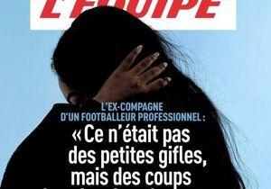 « J'aurais pu mourir » : l'ex-compagne d'un joueur de foot de L1 dénonce les violences conjugales