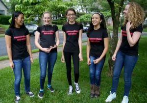 « Je suis plus qu'une distraction » : le combat des ados américaines contre le sexisme