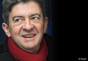 Jean-Luc Mélenchon aime la voix de Carla Bruni