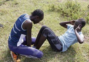 Jeux Olympiques de Rio : les réfugiées en piste