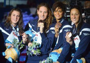 L'équipe de Camille Muffat ne se contentera pas du bronze