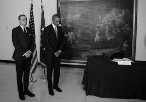 L'hommage de Barack Obama à Charlie Hebdo