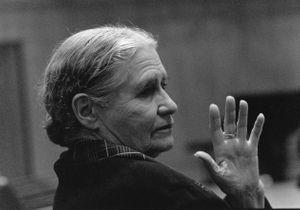 L'icône féministe Doris Lessing est décédée à 94 ans
