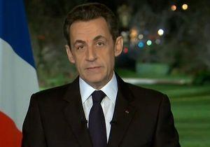 La classe politique réagit aux vœux de Nicolas Sarkozy