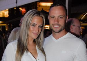 La compagne de Pistorius, star posthume d'une télé-réalité