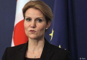 La Danoise Helle Thorning-Schmidt prend la tête de l'UE