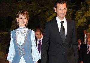 La femme de Bachar el-Assad enceinte ?
