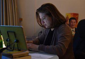 La journaliste expulsée de Chine dénonce la réaction du gouvernement français
