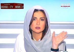 La journaliste libanaise qui avait recadré un cheikh islamiste explique sa réaction