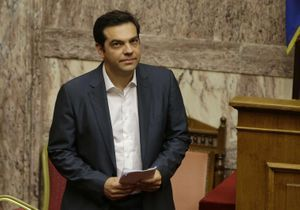 La mère d'Alexis Tsipras confie son inquiétude pour son fils