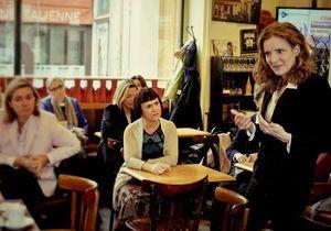 La nouvelle stratégie de NKM : le « café des mamans »
