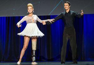 La performance d'une danseuse, survivante des attentats de Boston