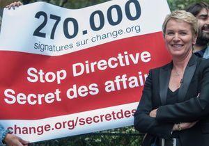 La pétition d'Elise Lucet sur le secret des sources remporte un franc succès