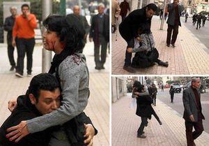 La photo d'une militante égyptienne tuée lors d'une manifestation émeut la Toile