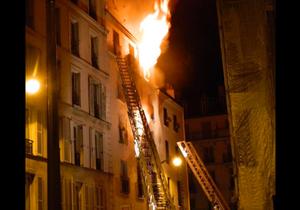 Un suspect arrêté dans l'affaire de l'incendie mortel de la rue Myrha