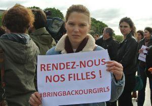 La révolte de Léa Seydoux, Alexandra Lamy et Jane Birkin après l'enlèvement des lycéennes au Nigeria