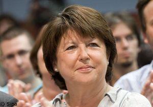 La Rochelle : Martine Aubry restera «toujours une militante»