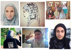 La solidarité des Suédoises après l'agression d'une femme voilée