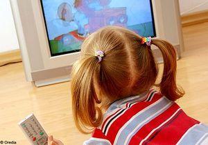 La télé mauvaise pour la santé des enfants