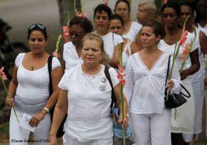 Laura Pollan, leader des «Dames en blanc» de Cuba est morte