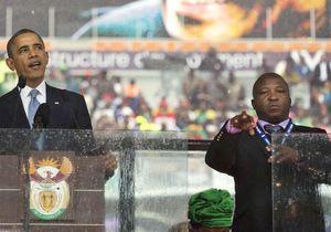 Le faux traducteur de l'hommage à Mandela a été hospitalisé
