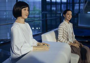 Le JT bientôt présenté par des femmes robots au Japon ?