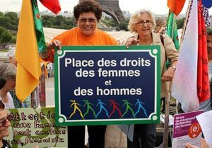 Le Mouvement de libération des femmes fête ses 40 ans