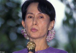 Le parti d'Aung San Suu Kyi est légalisé