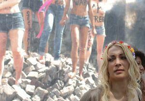 Le QG parisien des Femen détruit par un incendie