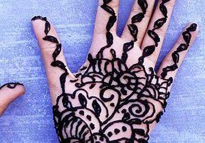 Le tatouage au henné dangereux pour la santé