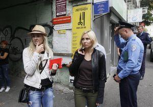 Les Femen, victimes d'un complot ?