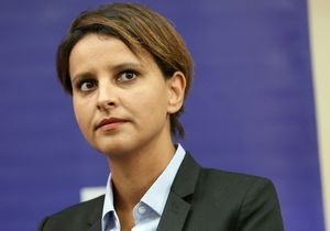 Les féministes soutiennent Najat Vallaud-Belkacem, victime d'attaques racistes