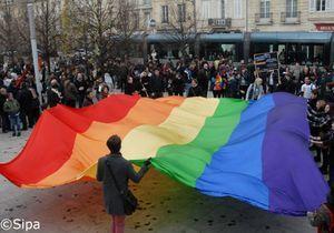 Les Français favorables au mariage homosexuel
