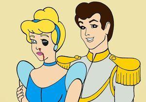 Les héroïnes de dessins animés victimes de violences conjugales
