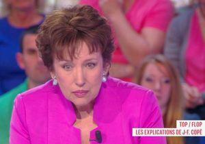 Les larmes de Roselyne Bachelot après le scandale à l'UMP