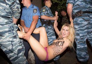 Les militantes Femen se disent «en danger de mort»