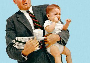 Les pères ne sont pas prêts à prendre un congé parental