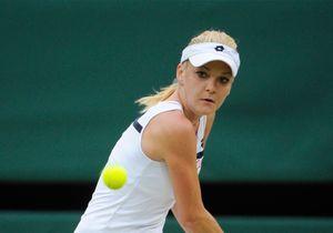 Les photos dénudées d'une tenniswoman choquent la Pologne