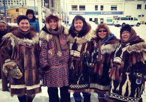 Les « sealfies » des Inuits pour défendre la chasse aux phoques