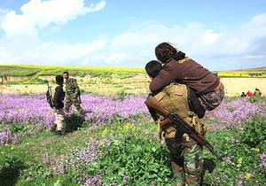 Libérées de l'emprise de Daech, elles retrouvent leurs proches en direct