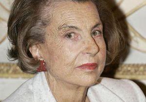 """Liliane Bettencourt: """"Je ne distribue pas d'argent comme ça"""""""