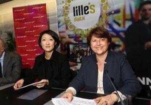Lille : Martine Aubry donnée gagnante pour un 3e mandat