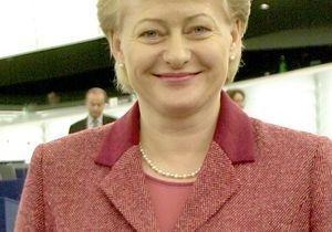 Lituanie : vive la première femme présidente !