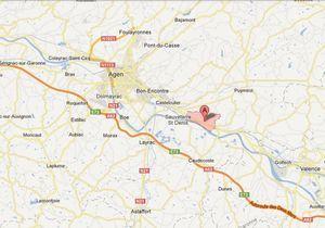 Lot-et-Garonne : un enfant renversé par un car scolaire