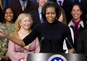 Maison-Blanche : Michelle Obama peut-elle sauver Barack ?